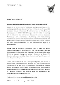 Pressemeldung 360 WIRKSAMKEIT_Gruendung_Feb2015-thumbnail