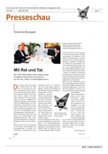 Presseschau 360° WIRKSAMKEIT Objekt 05-2015-thumbnail