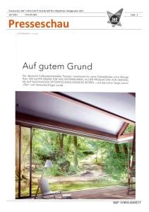 Presseschau 360° WIRKSAMKEIT PUR  03-2011-thumbnail