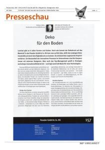Presseschau 360° WIRKSAMKEIT TOP 100  2011-thumbnail